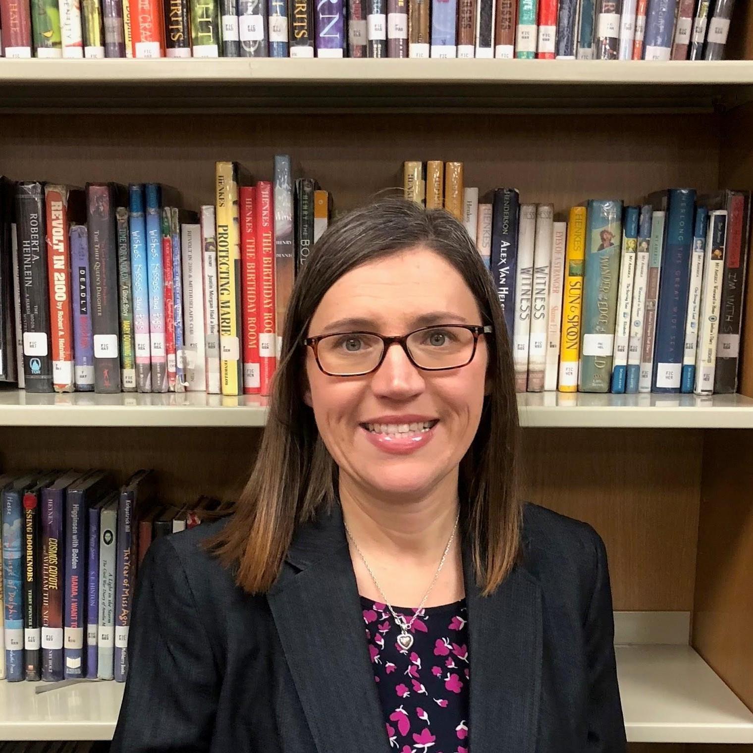 Annie Colvin's Profile Photo