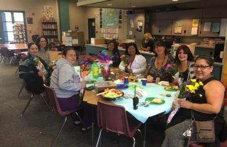 PTA thank you lunch
