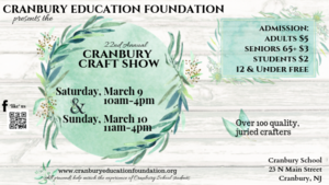 CEF Arts and Craft Show