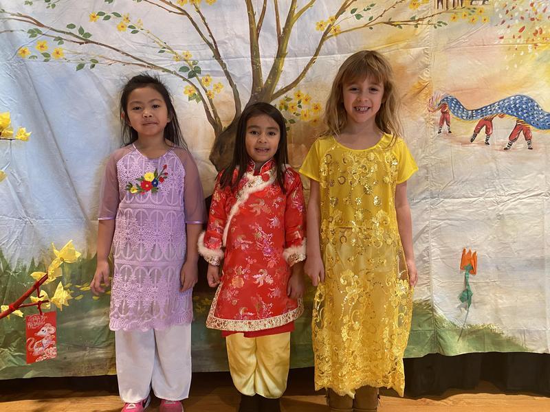 TET festival kids