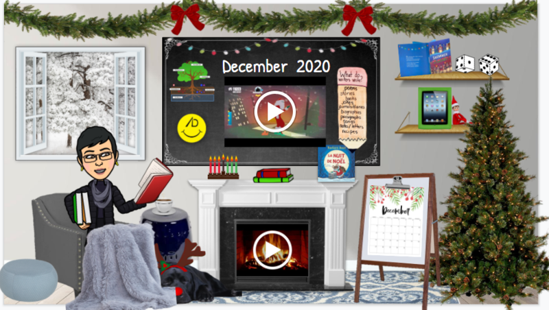 December's Library Thumbnail Image
