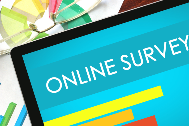 Online Survey Graphic