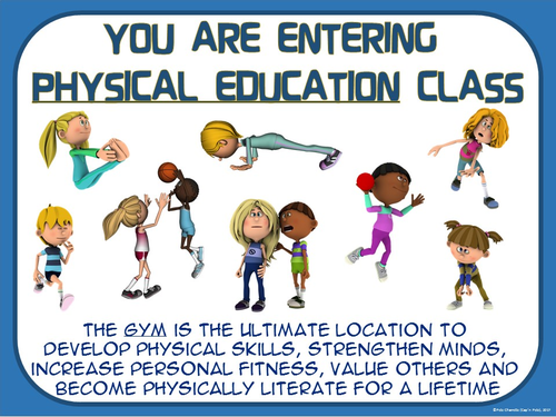 Physical Education Children and Guidelines