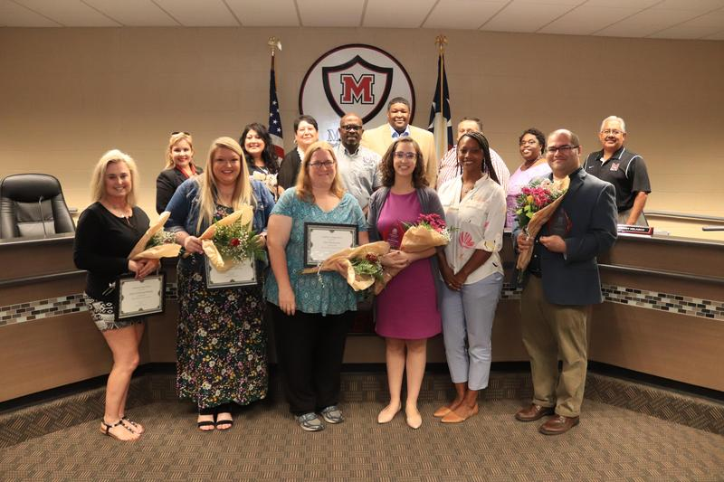 Manor ISD Recognizes 2018-19 Teachers of the Year Thumbnail Image