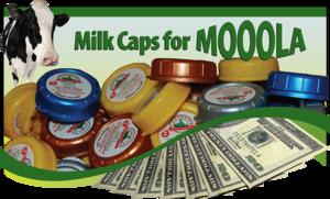 Milk Caps for Moola