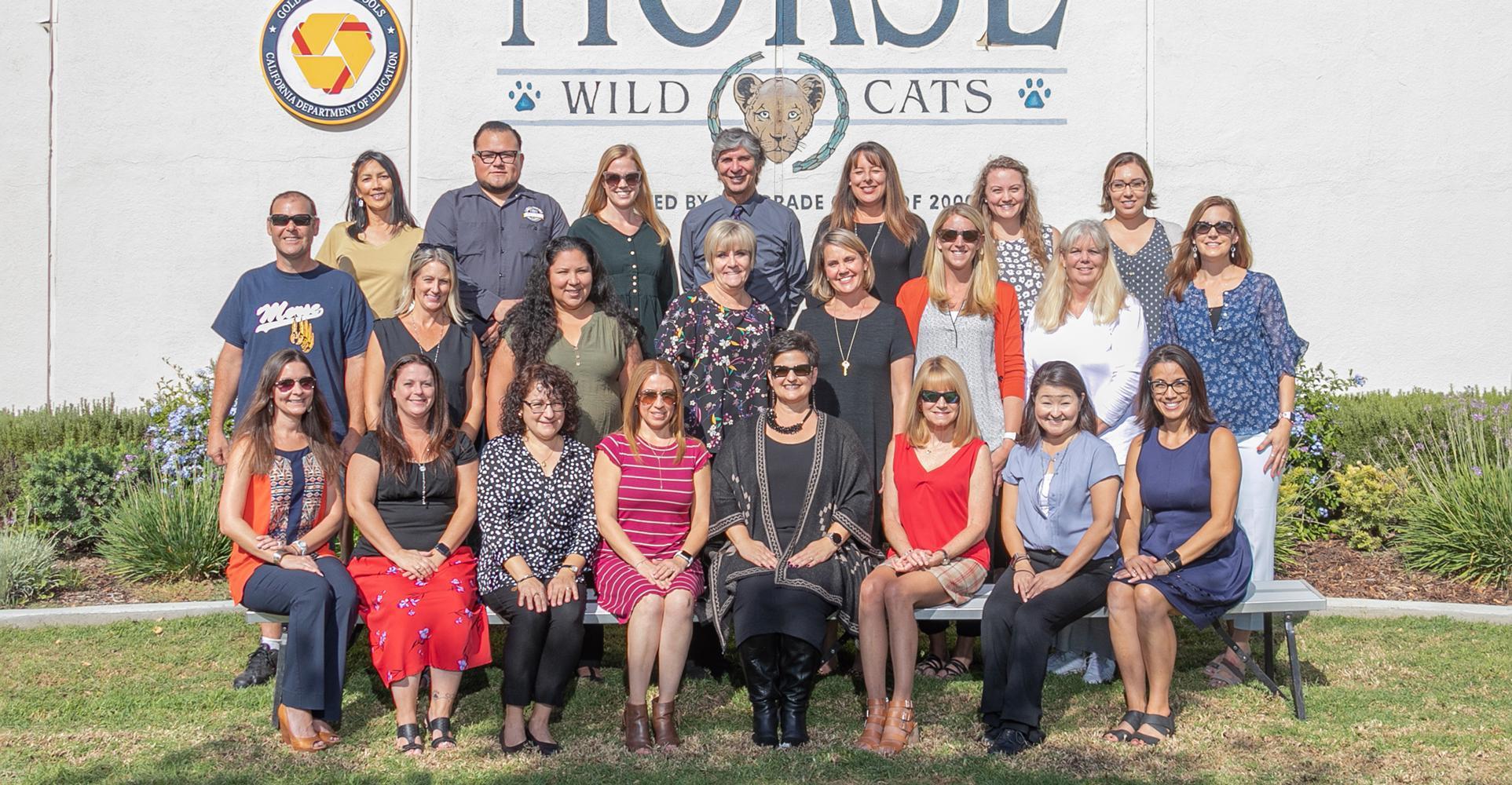 Morse Elementary Staff 2019-2020
