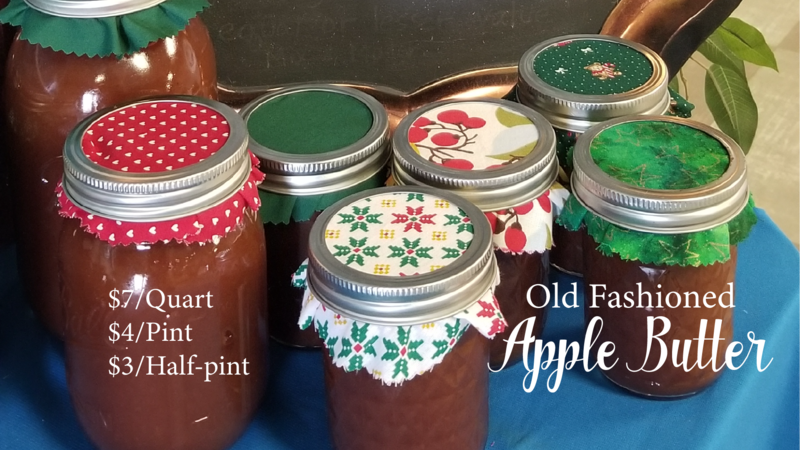 Old Fashioned Apple Butter for sale! Thumbnail Image