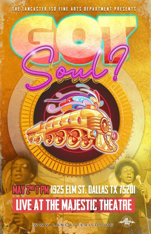 Fine Arts to present Got Soul live at Majestic Theatre May 2 Thumbnail Image