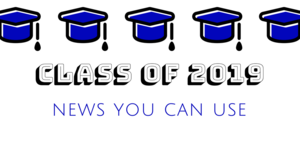 Blue and Yellow Humorous Greeting Graduation Twitter Post.png
