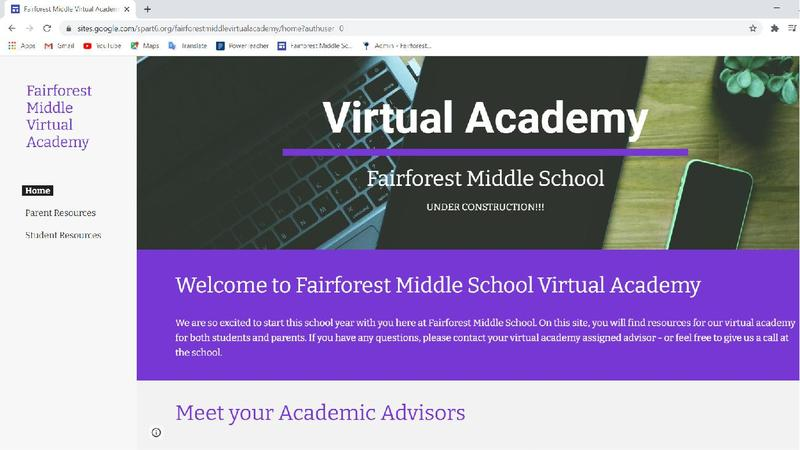 New Virtual Academy Information Available Featured Photo