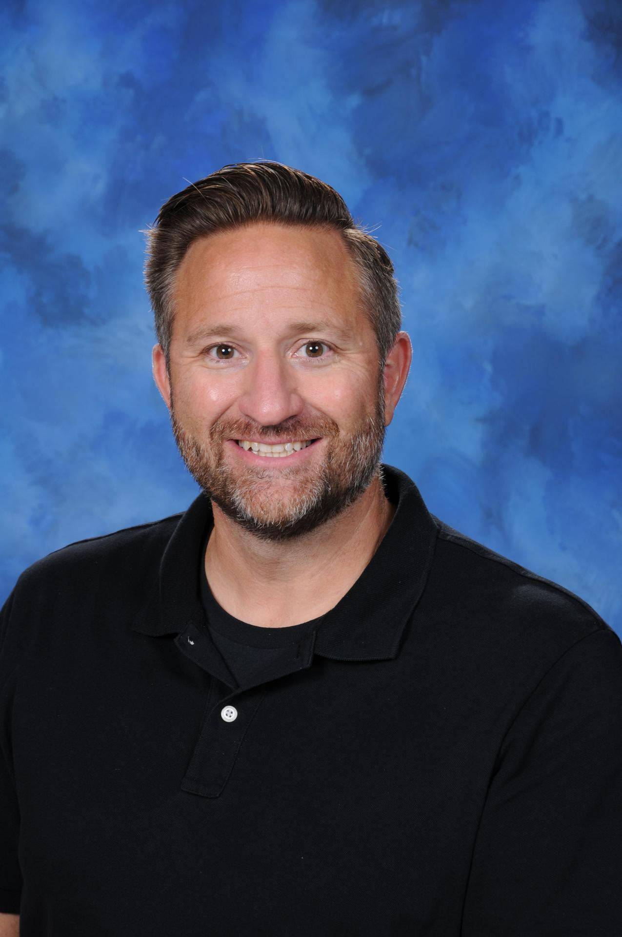 Assistant Principal Jason Morgan