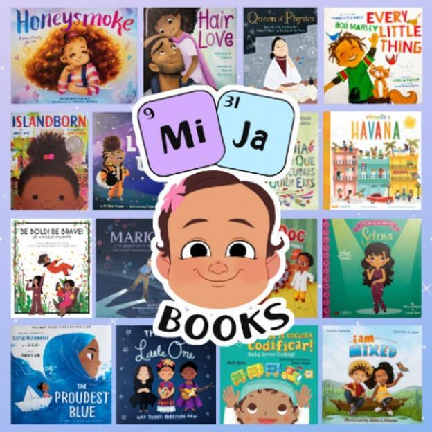 Mi Ja Books