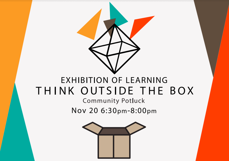 EXHIBITION OF LEARNING 2018- Think Outside the Box Thumbnail Image