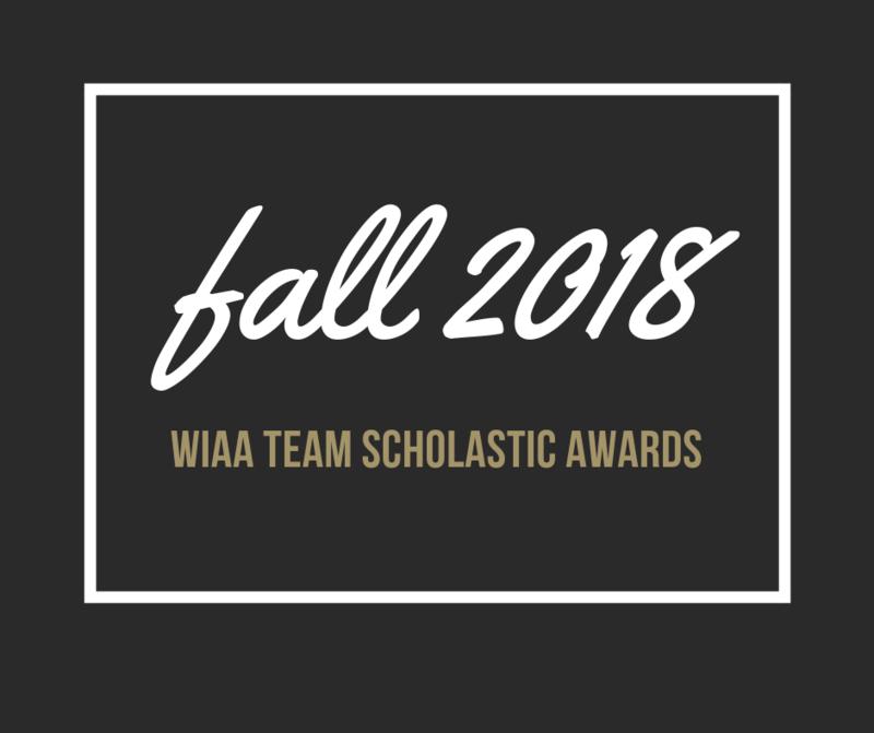Fall 2018 Academic Awards Logo