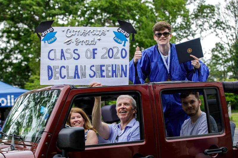 Several photos from UC's Class of 2020 Graduation and Materials Pick-Up are now available Thumbnail Image