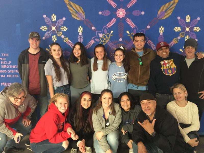 Spanish 5 Students Visit U.S.-Mexico Border Featured Photo