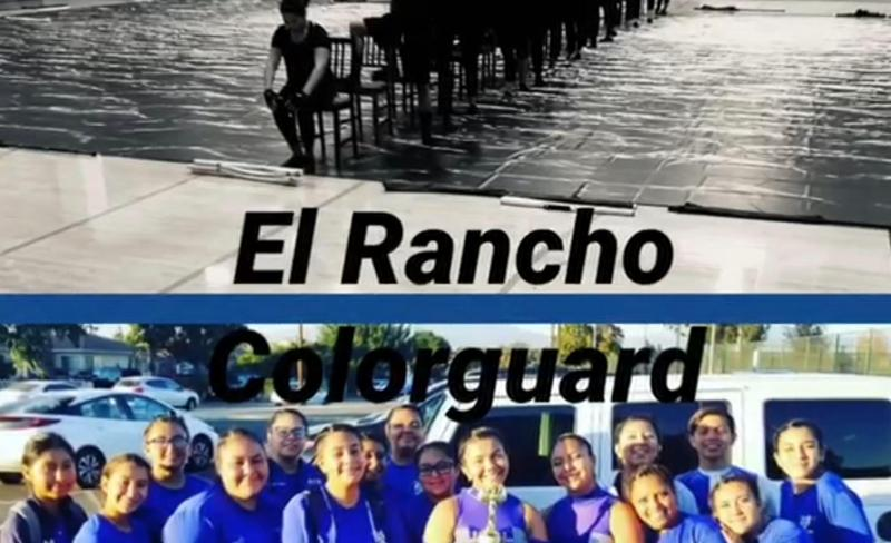 El Rancho Color Guard