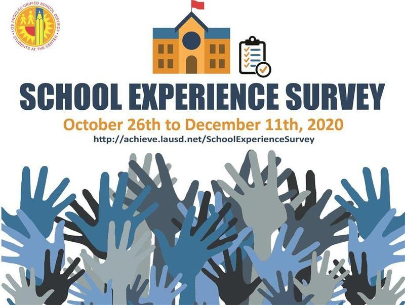 School Experience Survey Featured Photo