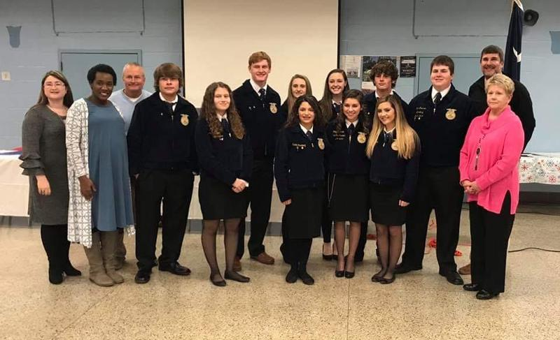 Central FFA honors with honorary degrees Featured Photo