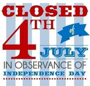 Fourth of July Holiday Featured Photo