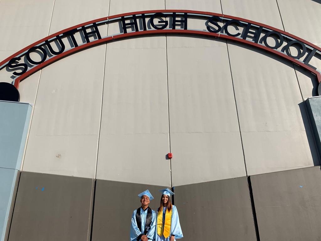 South High School graduates