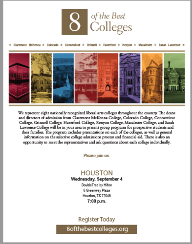 8 Best Colleges