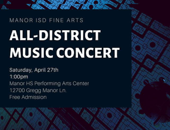 All-District Music Concert! Thumbnail Image