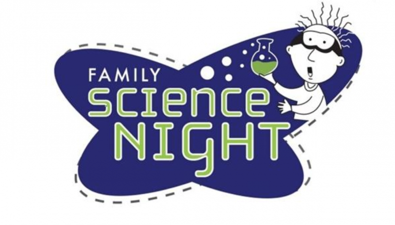 Family Science Night Featured Photo