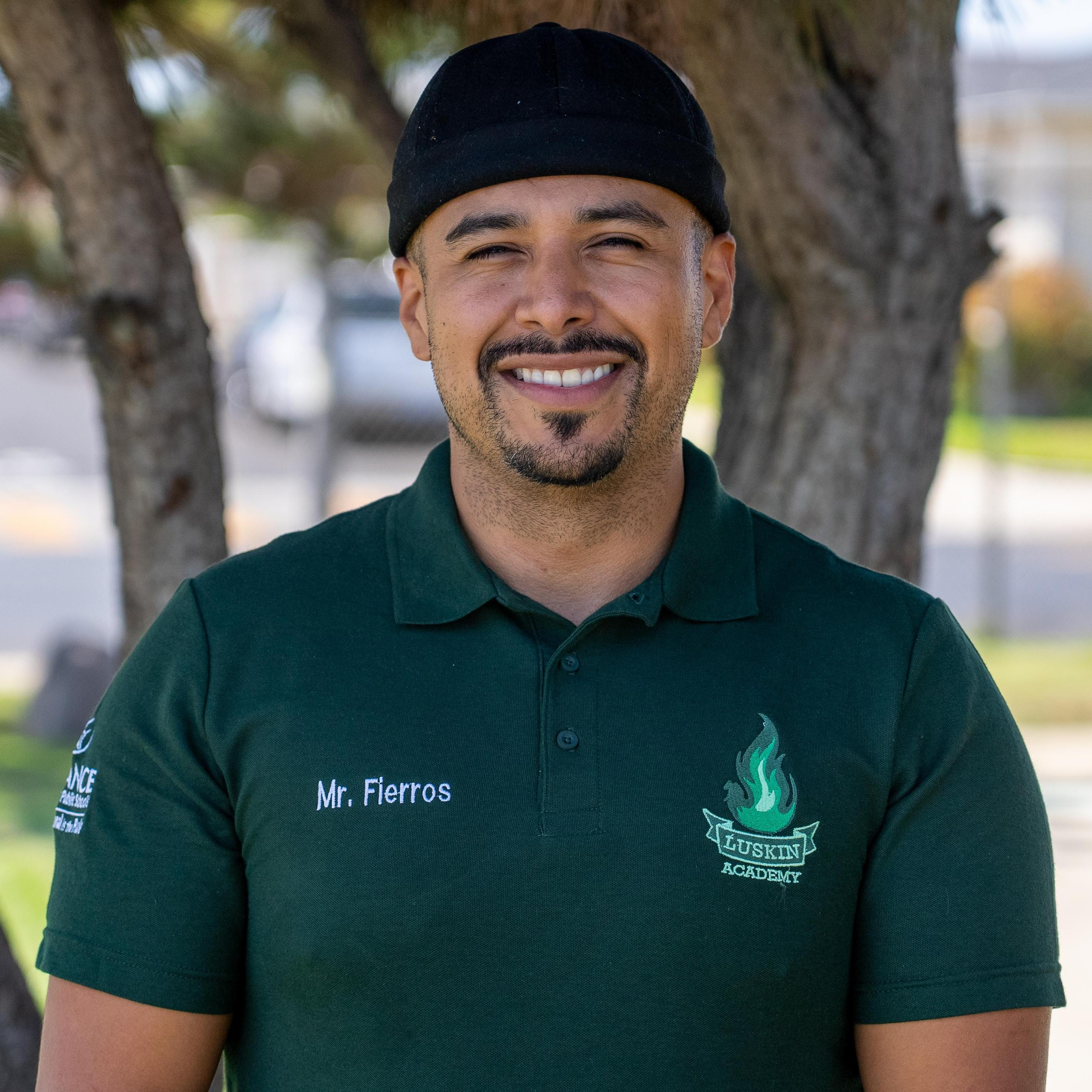 A. Fierros's Profile Photo