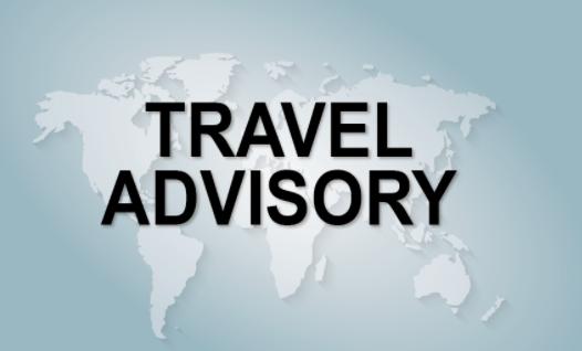Travel Advisory Information Thumbnail Image