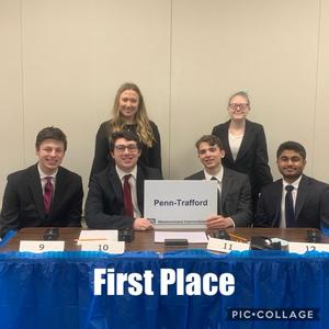 1st Place - Penn Trafford School District