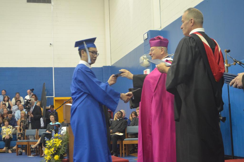 PJ Class of 2019 Graduation