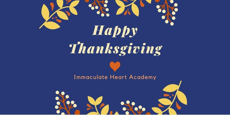 Thanksgiving Wishes from IHA Thumbnail Image