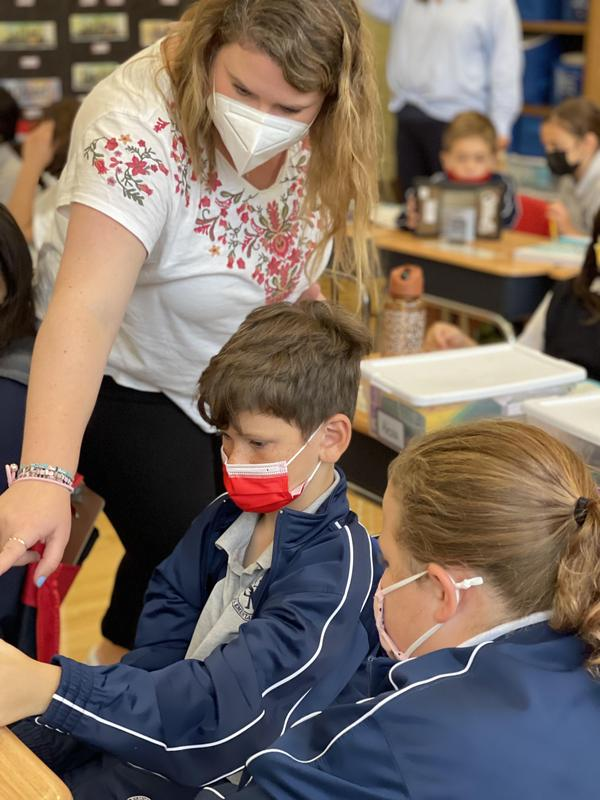 Responsive Classroom comes to SMCES Featured Photo