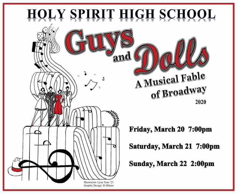 HSHS Presents: GUYS AND DOLLS Featured Photo