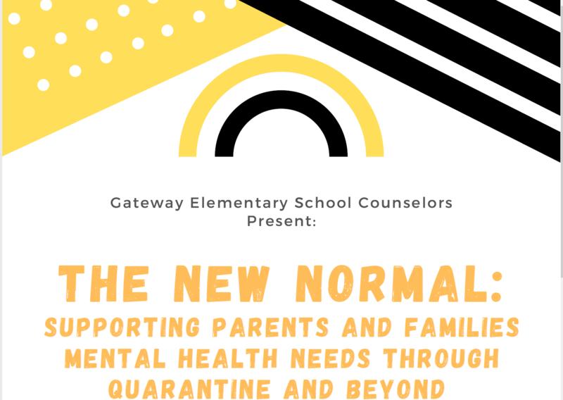 Elementary Counseling Presentation - November 17, 2020 Thumbnail Image