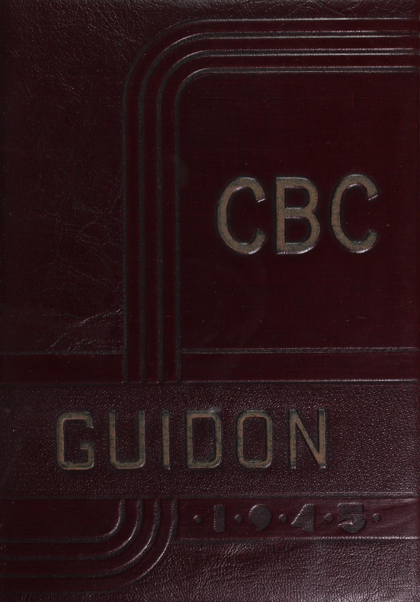 1945 CBC Yearbook