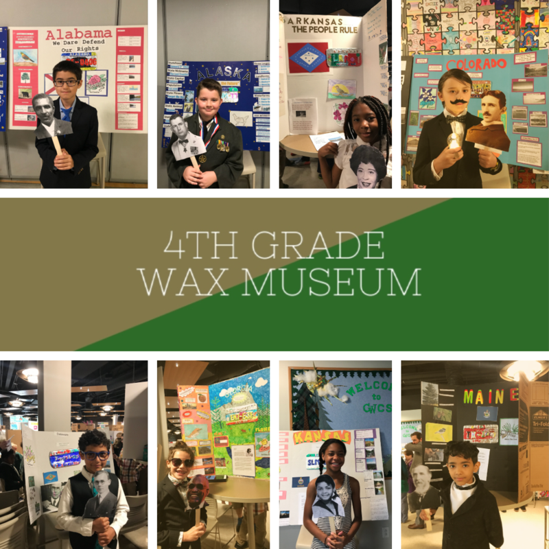 4th Grade Wax Museum Featured Photo