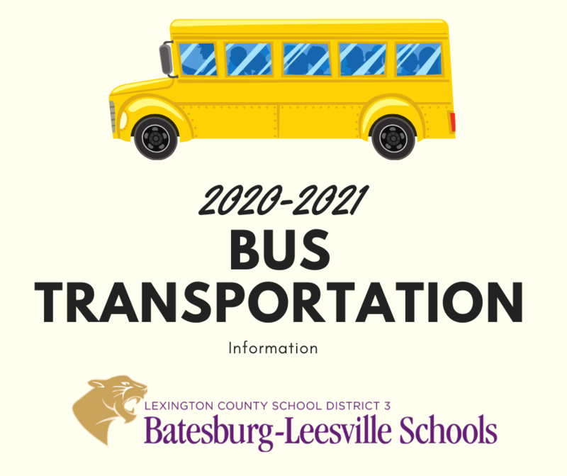 Bus Registration Begins for 2020-2021 School Year