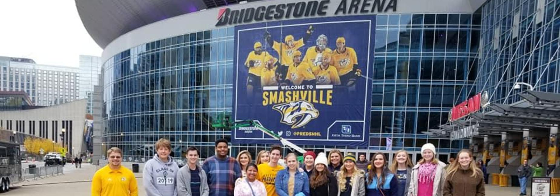 National Honor Society trip to Nashville.
