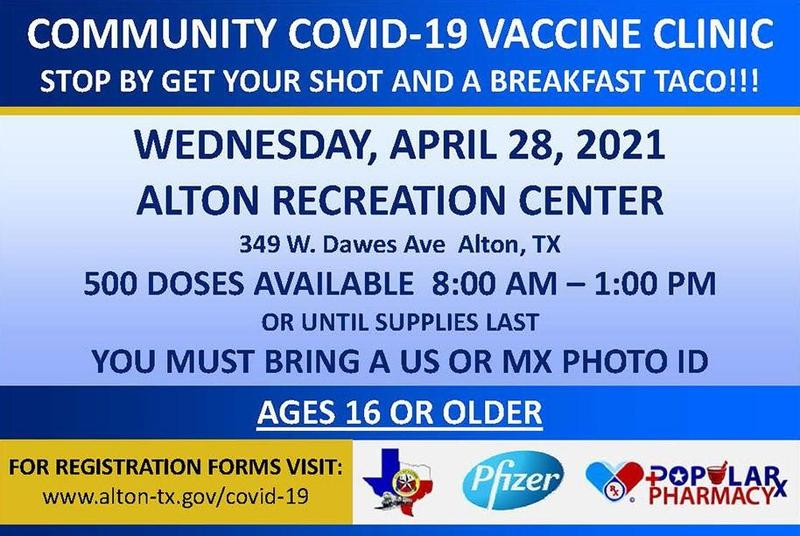 Vaccine Clinic Featured Photo
