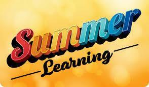 Image of Summer Learning - no links