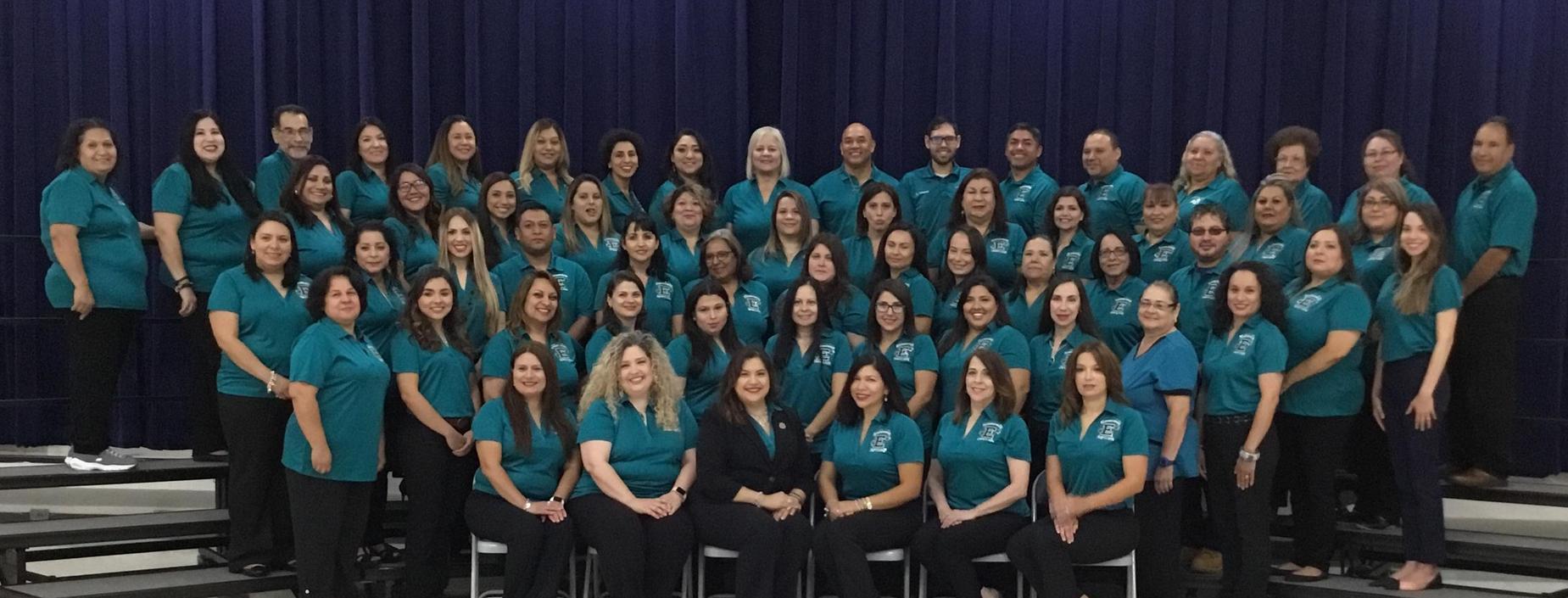 Eisenhower Faculty & Staff 2018-2019