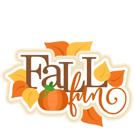 fall fun graphic