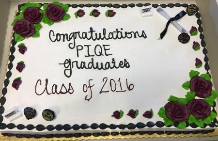 Piqe Graduation