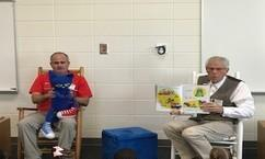 PreK Celebration Former Mayor Thompson and Dr. Yeargan Reading Featured Photo