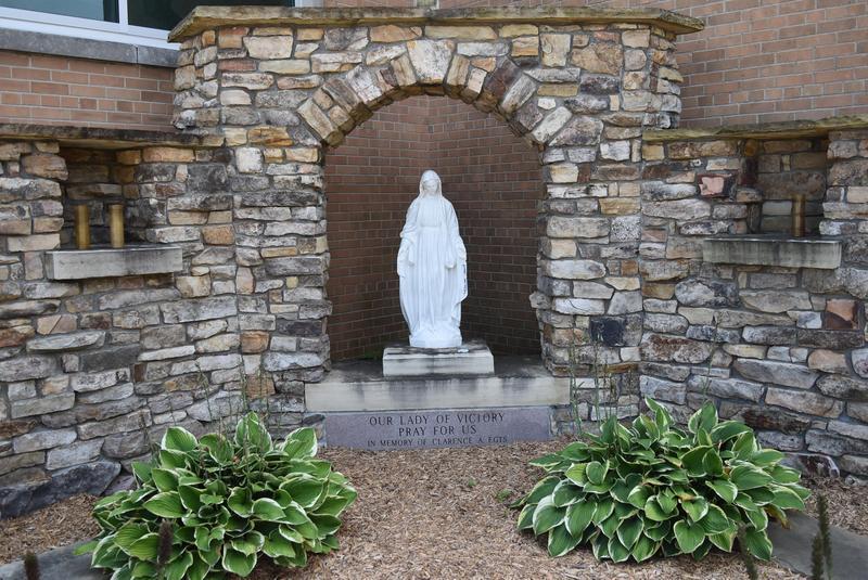 All-school Mass on Aug. 15 Thumbnail Image