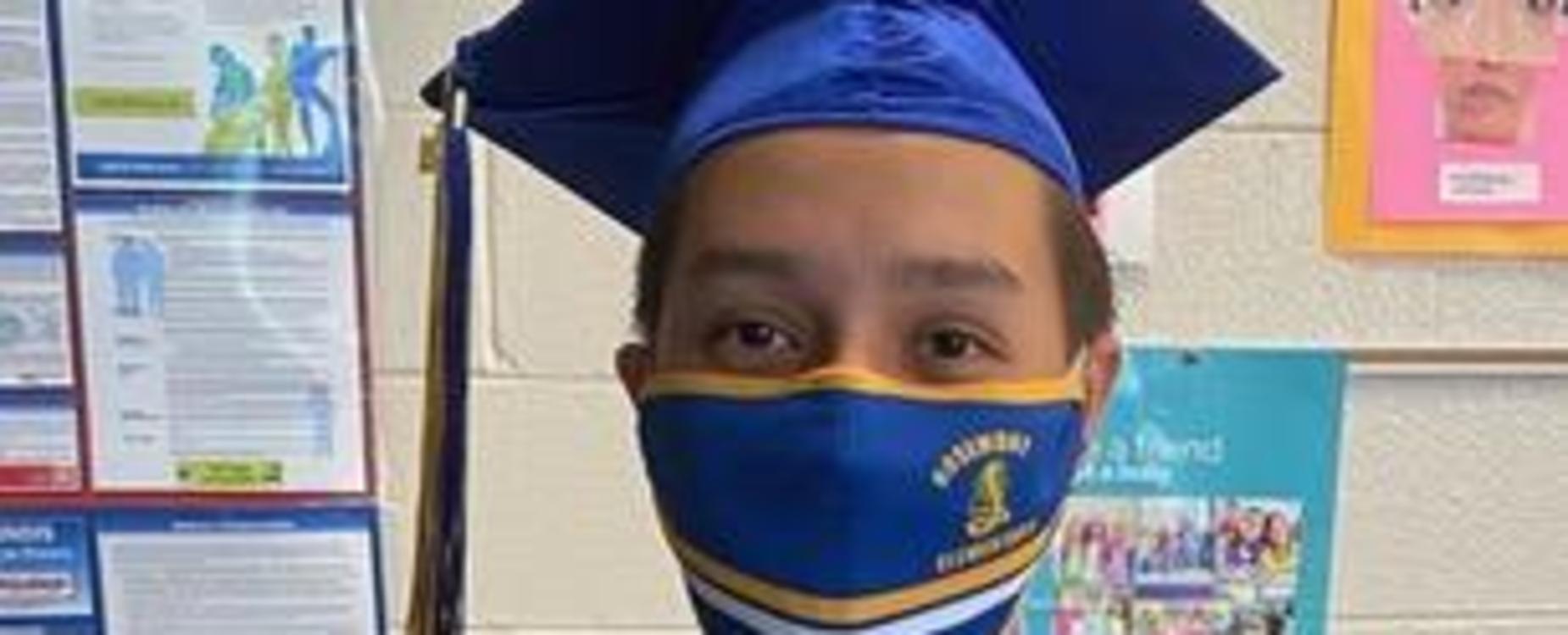 2020-2021 8th Grade Graduates