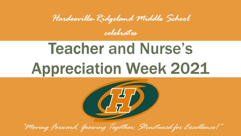 Teacher and Nurse Appreciation Week