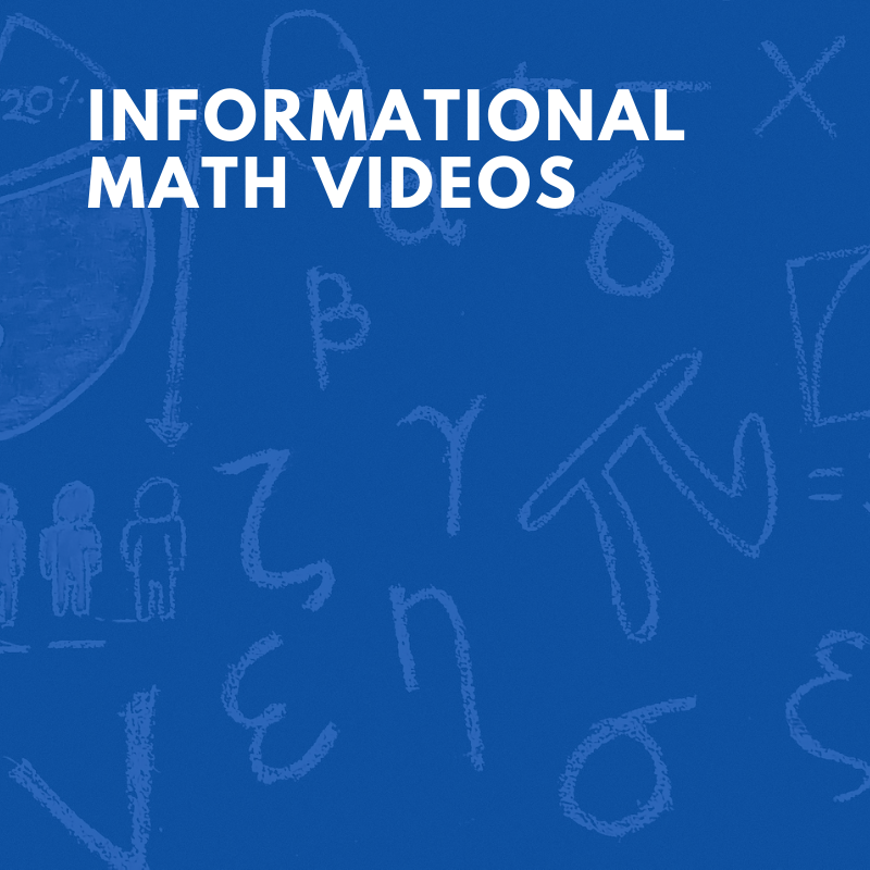 Informational Math Videos Featured Photo